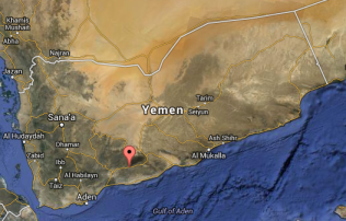 al-Majala in the Abyan region of Yemen